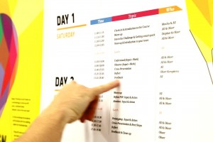 Design-Thinking-Schedule